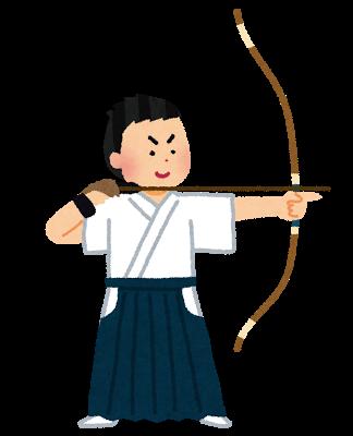 弓道に向いている人の特徴は?体型や性格は関係ある?