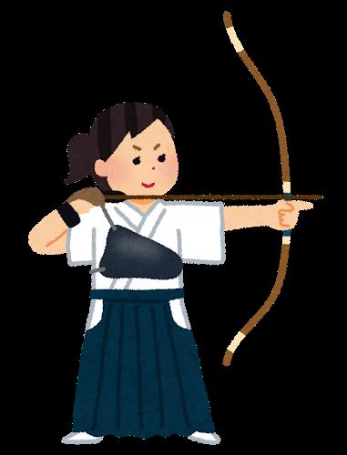 弓道で弓返りをする方法とコツ!正しい手の内の習得が必須!