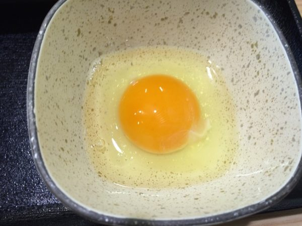 吉野家 卵