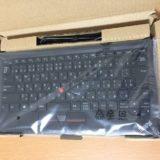 レノボ・ジャパン ThinkPad Bluetooth ワイヤレス・トラックポイント・キーボード - 日本語 0B47181