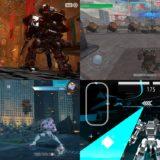 ロボットゲームアプリ