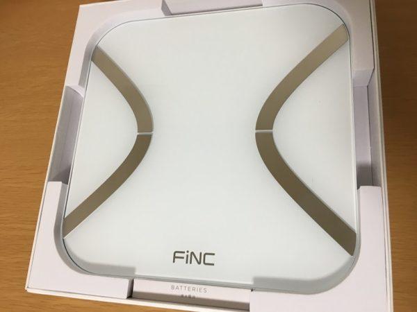 FiNC 体組成計